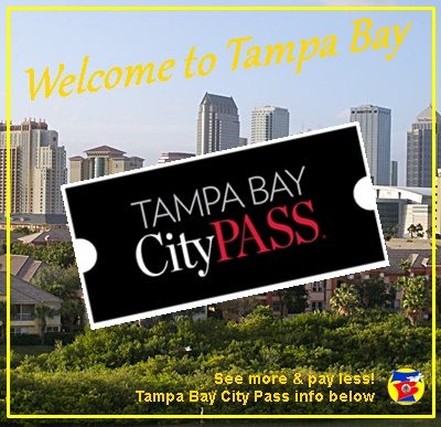 The best attractions in Tampa Bay for less with Tampa Bay City Pass